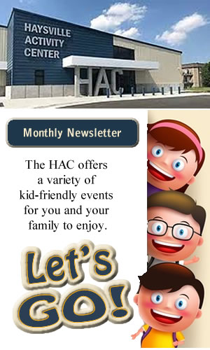 The Haysville Activity Center Newsletter