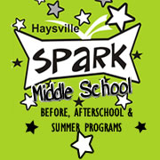 SPARK Programs for Middle Schoolers
